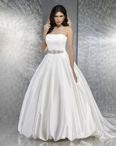 simple white wedding dresses | Stylist Dress For Women
