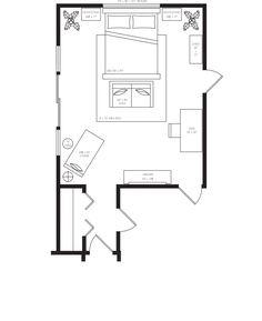 Furniture arrangement in living room living room layout - Small bedroom furniture arrangement ...