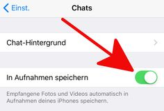 WhatsApp In Aufnahmen speichern Iphone Hacks, Chart, Letters, Health, Tips, Anton, Internet, Apple, Recipes