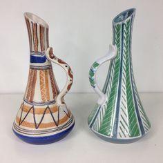Michael Andersen Keramik kander Pepper, Salt, Pottery, Ceramica, Salts, Pots, Capsicum Annuum, Ceramic Pottery, Ceramic Art