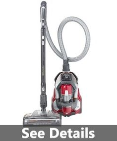 Vacuum cleaners aren't just for floors. Pick the best canister vacuum cleaner for you stairs, fabrics, and other types of surfaces for a thorough clean!