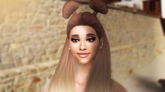 Sims 4 CC's - The Best: ariana grande skinblend by adry-130601