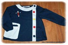 Sewing For Kids, Kids Fashion, Children, Crochet, Kindergarten, Jackets, School, Pinafore Dress, Aprons