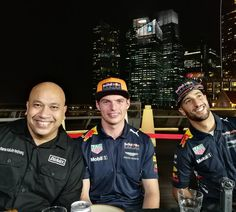 The F1 is in town!! We met up with Max Verstappen and Daniel Ricciardo from the Red Bull Racing Team over at Monti Collyer Quay Singapore to get them to eat the King of Fruits the Durian.How did they fare? Watch the clip and another question we asked the guys.Thanks to our friends from Red Bull Singapore for the invite.  #sgcarshoots  #speed#sgcaraddicts #singapore #sgcars #sportscars #revvmotoring #nurburgring  #carinstagram #hypercars #redbullsg #excitement #epic #visit_singapore…