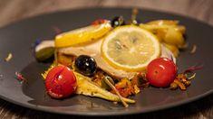 Wolfsbarsch von Danny (28) Dry Sage, Sea Bass, Healthy Lunches, Home Made