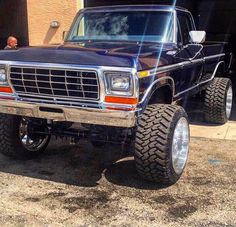 I really am keen on this color selection for this %%KEYWORD%% 1979 Ford Truck, Ford Pickup Trucks, Car Ford, Ford Diesel, Diesel Trucks, Ford 79, Truck Flatbeds, Truck Memes, Single Cab Trucks