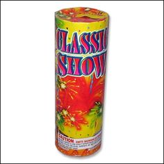 Classic Show Fountain