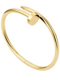 Jennifer Alfano's Wish List: Cartier Juste un Clou Bracelet