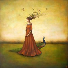 Empty Nest Invocation ~ Duy Huynh
