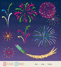 Risultati immagini per fuochi d'artificio disegno