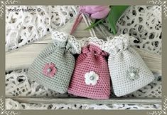 .cute  sachet Gifts    ♪ ♪ ... #inspiration_crochet #diy GB
