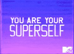 You Are Your Superself #positivity #quote