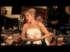 """From Elina Garanca's gorgeous new album """"Meditations"""", this heavenly piece written by Mozart from the composition """"Vesperae solennes de confessore"""""""
