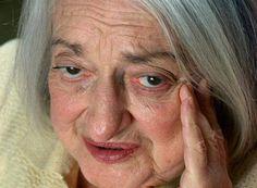 "Betty Friedan, author of ""The Feminist Mystique""."