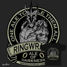 Ringwraith - Ale Of Darkness