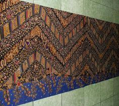 Beautiful Handpainted Batik Wiradesa