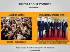 Brazilian Zombies