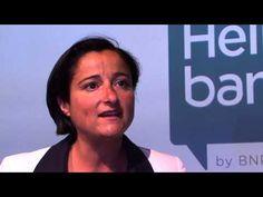 Hello bank! - Une banque en mode start-up, avec toute lexpertise de BNP Paribas :: Interview de Virginie Fauvel, Directrice Europe Banque Digitale du groupe BNP Paribas (16 mai 2013) :: http://www.hellobank.com/fr/ :: #hellobank #innovation #mobile