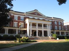 Terrell Hall, Georgia College and State University, Milledgeville, GA.