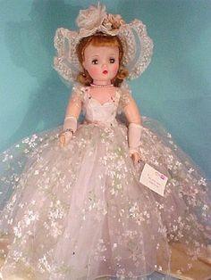 For Always Doll - 33 Madame Alexander Cissy