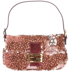 FENDI embellished mini 'Baguette'`