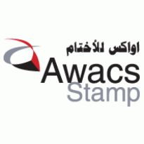 Awacs Stamp Logo. Get this logo in Vector format from https://logovectors.net/awacs-stamp/