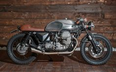 Santino by Fiftyfive Garage | Inazuma café racer