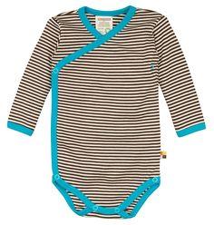 loud + proud - Kinderkleidung und Babykleidung aus Biobaumwolle - Wickelbody LA