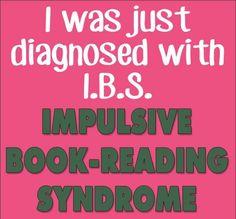 Treatment: reading more #books