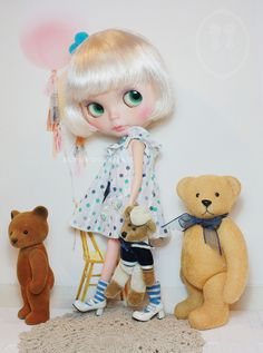 Custom Commissions Blythe Doll. | Flickr - Photo Sharing!