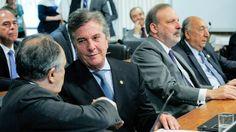 Senadores escolhem presidentes de quatro comissões e Collor fica com Relações Exteriores | Congresso em Foco