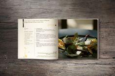 Création d'un livre de recettes | Com On Light, agence conseil en communication responsable