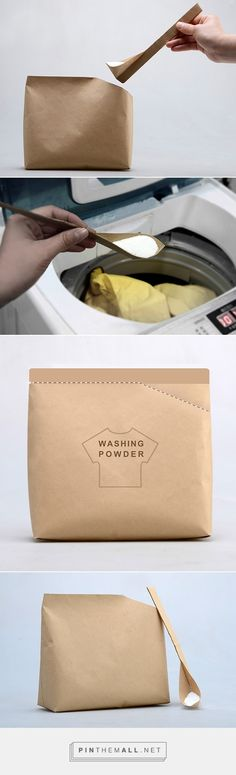 You might already seen this but this is too awesome to miss! student concept washpowder - http://www.packagingoftheworld.com/2015/07/wash-powder-tear-off-scoop-student.html
