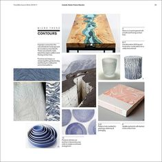 Trend Bible - Home & Interior Trends A/W - now available at Appletizer! 2016 Trends, Home Decor Trends, Home Interior, Interior Styling, Interior Design, Color Trends, Design Trends, Color Plan, Living Room Trends