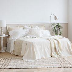 Ropa de cama para dormir bien ropa de cama duerme y camas - Ropa de hogar zara home ...