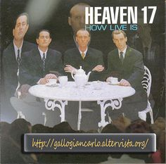 "fotografie e altro...: HEAVEN 17  ""How Live Is"" Cd musica Electronic New-..."