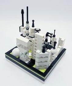 Downtown MicroCity 4 | by eyescream54