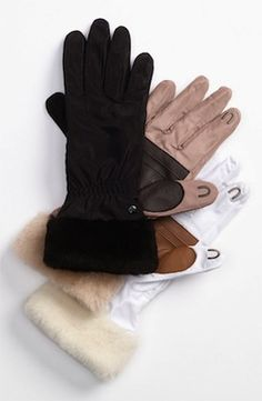 UGG Australia Fontanne Tech Gloves