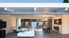 Amazing Spanish Home Features a Transparent Rooftop Pool | Blaze Press