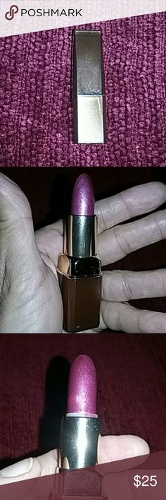 """Fashion Fair Champagne Lipstick This gorgeous lipstick is longlasting, infused in antioxidants, contains pigmented coloring that delivers a buttery, gorgeous layer of even non stoppable beautiful  color to your lips. Color is """"Just Cool"""" medium, pink tone. New, no box, never used or swatched. No trades Firm Price Fashion Fair  Makeup Lipstick"""