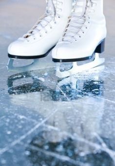 go ice skating!