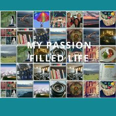 What a passion filled life means to me! It also talks you through a process I use to keep my life passion filled, how I reflect and a few things I love ❤️ doing