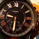 The Fossil Q Hybrid smartwatch does wearables right