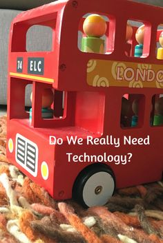 Do We Really Need Technology?