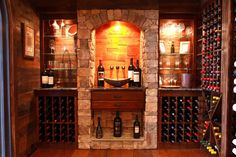 You want one!  Wine Cellar By CellarMaker.