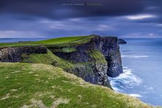 Alone in Moher by Carlos M. Almagro  on 500px