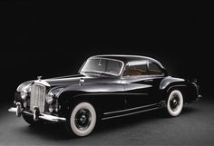 1955 Bentley R-Type Continental Coupe, Body by Franay; S/N BC9LE; Engine # BCE9; Black/Beige leather
