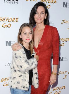 Courteney Cox's Daughter, Coco, Is So Grown Up and Beautiful. See her cute night out on the red carpet!