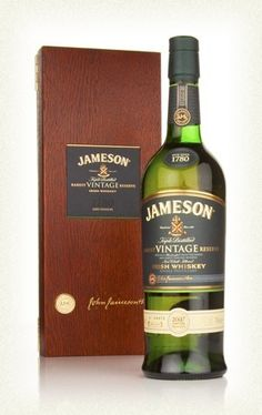 Since St. Patrick's Day is my wedding anniversary, my husband and I are splurging on a bottle of this sweet stuff!