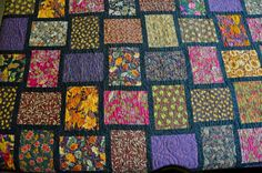Image detail for -pattern from cozy modern quilts by kim schaeffer this is a quilt that ...